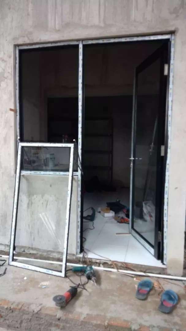 siap survei pemasangan pintu dan jendela (aluminium) | yang awet 0