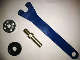 Drill To Angle Grinder Connecting Rod Converter Set