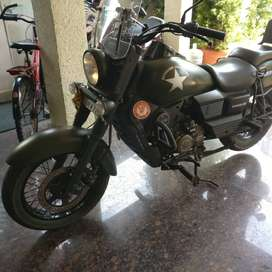 UM RENEGADE COMMANDO 2017 Cruise Bike