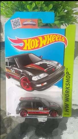 Hotwheels Honda Civic ef 90
