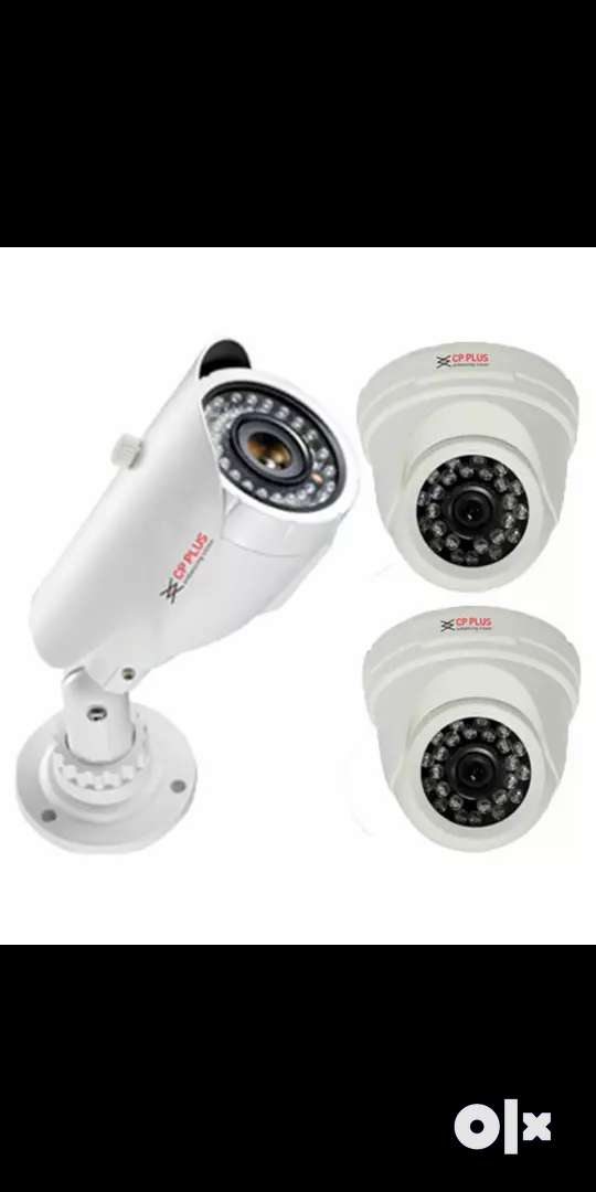 Brand New HD CCTV Camera With Night Vision 01 0