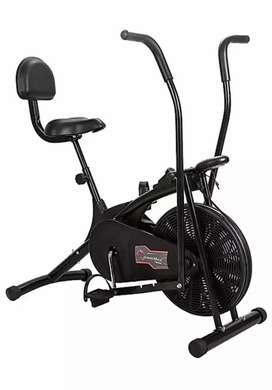 Brand new powermax fitness cycle Air bike exercise cycle.
