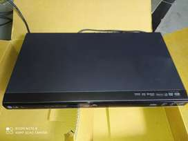 LG DVD Player with USB Port Support