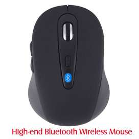 Mouse Bluetooth 3.0 2.4GHz 1600DPI