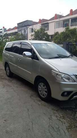 Grand new innova g tahun 2014