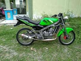 NINJA R 150cc HIJAU