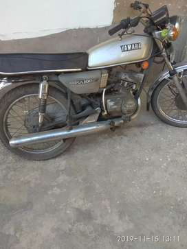 RX100 in good running
