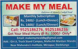 Make My Meal (Lunch, dinner and Catering Services)