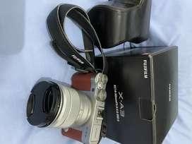 Fuji film x-a3 full set mulus