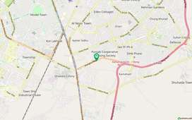 575 MARLA COMMERCIAL PLOT FOR SALE ON KAMAHAN ROAD NEAR STATE LIFE FOR