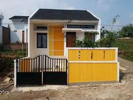 Rumah murah, asri, aman dan nyaman di Banjaran