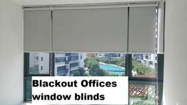 Window blinds Sun heat & Rays Block collection wallpapers and flooring