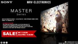 A9G OLED MASTER Series | 4K Ultra HD OLED TV WITH SONY WARRANTY
