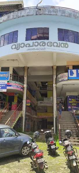 Angamaly center, Ground Floor 4Shutter Shop for Sale