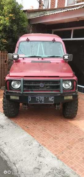 Suzuki katana 2005 siap offroad harga nett no nego