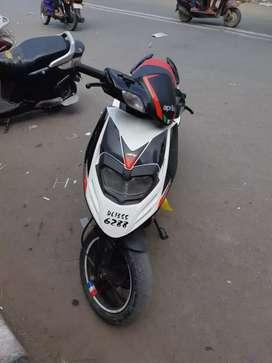 Aprilia SR 150 New Condition 1st  owner good