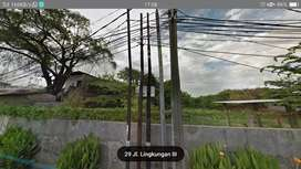 A1. Dijual tanah 50% dibawah NJOP SHM Tegal Alur CnC