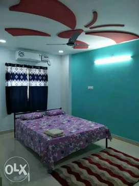 AC studio Rooms are available monthly daily and  basics at yppal