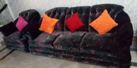 8 seater velvet imported sofa at very reasonable price
