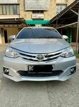 Toyota Etios Valco 2014 tipe G 1.2 M/T km 42rb