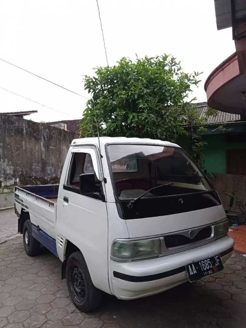 FutuRA Pick Up 91' Plat AA Pajak Jalan