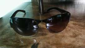 Brown goggle