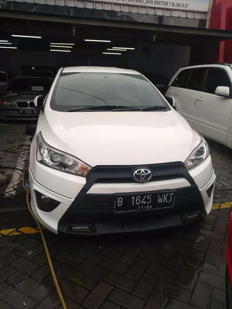 Toyota Yaris S trd sportivo at 2014 0