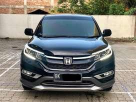CRV Prestige 2.4 2015, Mobil Sangat Mulus Dan Terawat