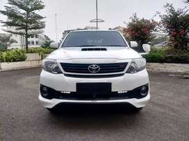 Toyota Fortuner VNT TRD Sportivo AT 2015