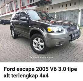 Jual Mobil Ford Escape 2005 V6 3.0
