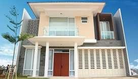 Rumah mewah dalam cluster mewah di kota serang. Citraland puri serang