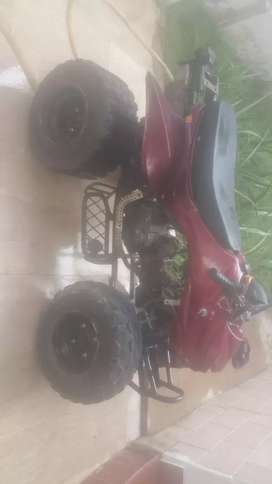4 wheel bike in gulsan e maymar