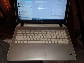 HP Pavilion Notebook 15.1 Inches (AMD Processor)