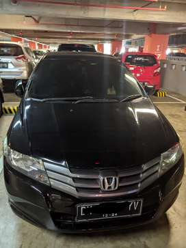 BUC dijual Honda All new city matik triptonik