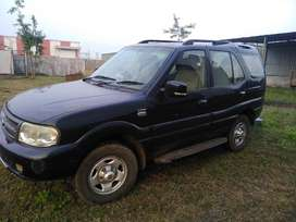 Tata safari EX model black color