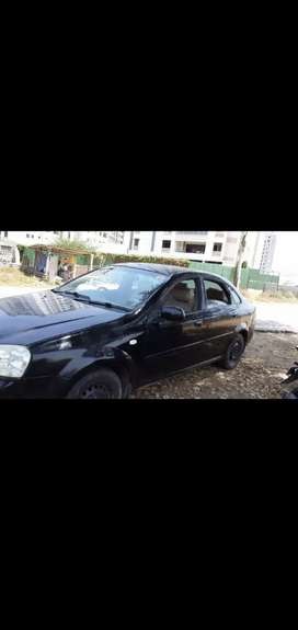 Chevrolet Optra 2005 CNG & petrol 53000 Km Driven