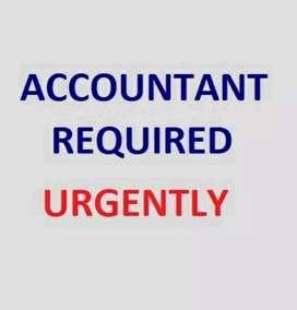 Accountant, URGENT, East of Kailash (South Delhi)