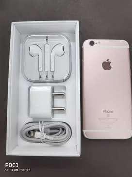 I phone 6S Rose Gold 32 GB
