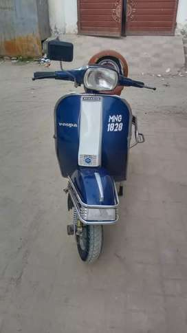 Vespa Scooter New Bodyline For Sale