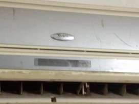 Asamble good condition AC indoor whirlpool outdoor Lg