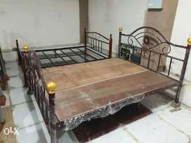 brand new steel cot for sale
