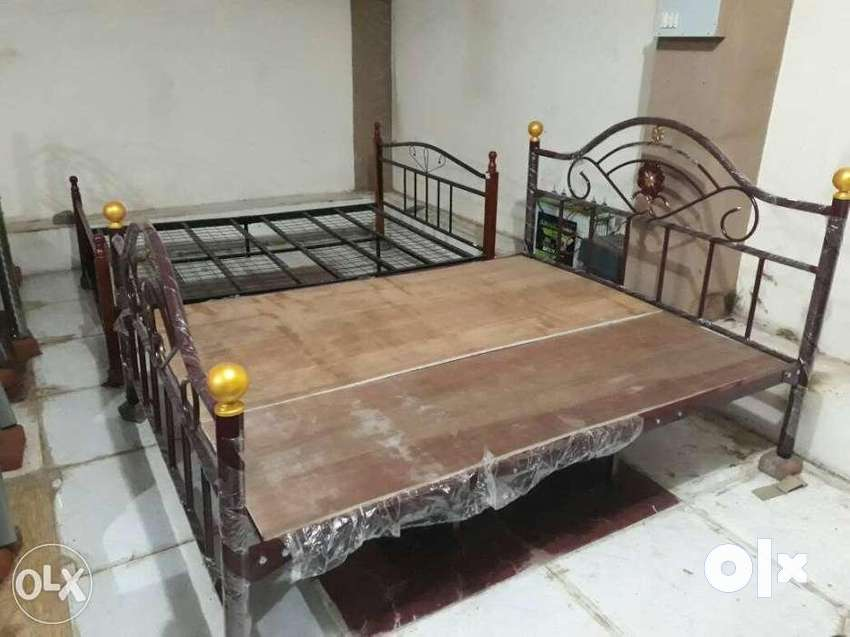 brand new steel cot for sale 0