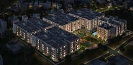 68 Lacs 2 BHK apartment at pallavaram by Radiance The Pride