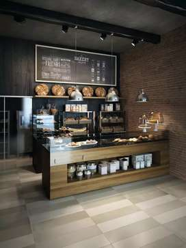 Coffeeshop coffeetable meja cafe meja bar front office receptionist