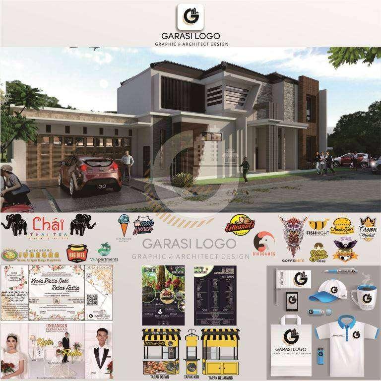 jasa desain logo desain arsitek dan buat aplikasi 1875 0