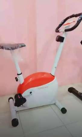Sepeda statis maghnit teraphy kesehatan prinsporty