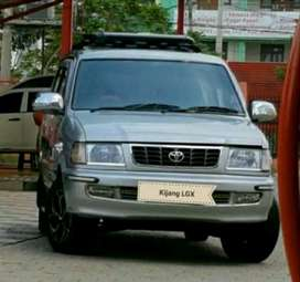 Kijang Kapsul LGX Tahun 2000 Diesel/Solar