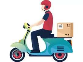 Kamao 20000 tak sec. 34 me food delivery krke