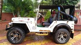Military Modified Willyz Jeep, MH 09 4114