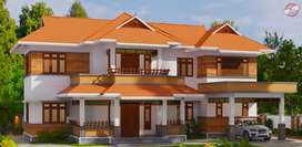 Traditional Villas For Sale With 10 Years Service Warranty